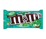 M&M's Mint Chocolate Candies Made with Dark Chocolate