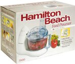 Hamilton Beach Food Processor 6 Cup Bowl