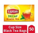 Lipton Natural Tea, Decaffeinated