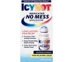 Icy Hot Medicated No Mess Applicator Maximum Strength Pain Relieving Liquid