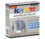Icy Hot Advanced Relief Pain Relief Patch