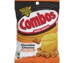 Combos Cheddar Cheese Pretzel Snacks