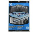 Paper Mate 1.2 Ball Point Pens Black Ink Medium