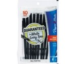 Papermate Black Capped Ball Point Pens