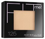 Maybelline Fit Me! Powder, 125 Nude Beige