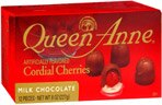 Queen Anne Milk Chocolate Cordial Cherries