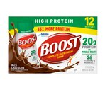 Boost High Protein Nutritional Energy Drink Chocolate