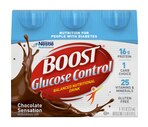 Boost Glucose Control Drinks Chocolate