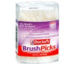 The Doctor's Brushpicks