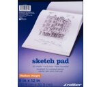 Mead Sketch Pad 9 X 12 Inch