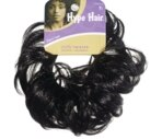 Scunci Hype Hair Curly Hair Twister Color Black