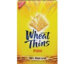 Nabisco Wheat Thins - Baked Snack Crackers, Original