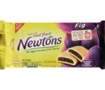 Nabisco Fig Newtons Fruit Chewy Cookies