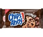 Chips Ahoy! Chunky Real Chocolate Chunk Cookies