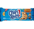 Chips Ahoy! Real Chocolate Chip Cookies with Real Reese's Peanut Butter Cups