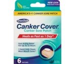 Canker Cover Patches Mint Flavor