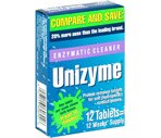 Unizyme Enzymatic Cleaner Tablets