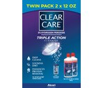 Clear Care Cleaning And Disinfecting Solution