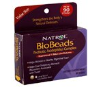 Natrol BioBeads Probiotic Acidophilus Complex Easy-to-Swallow Beads