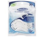 DenTek Comfort Clean Floss Picks Silky Tape Floss, Fresh Mint