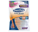 DenTek Easy Brush Narrow Tapered Cleaners, Value Bag
