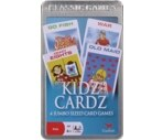 Maplegrove Collection Kidz Cardz Four Jumbo Sized Card Games