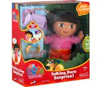 Fisher-Price Nick Jr Dora the Explorer Talking Dora Surprise!