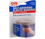 CVS Elastic Bandage Self-Adhering 2 Inches