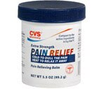 CVS Pain Relief Balm Extra Strength