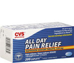 CVS All Day Pain Relief Caplets