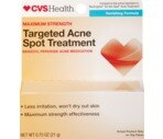 CVS Acne Treatment Vanishing Formula
