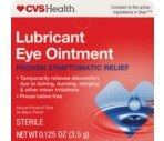 CVS Lubricant Eye Ointment