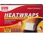 CVS Back & Hip Heatwraps Large-XL