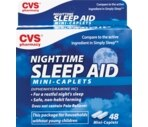 CVS Nighttime Sleep Aid Mini-Caplets