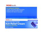 CVS Anti-Itch Cream Original Strength