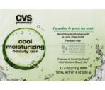 CVS Cool Moisturizing Beauty Bar