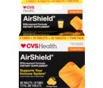 CVS Airshield Effervescent Tablets
