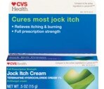 CVS Jock Itch Cream