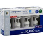 Round the House Energy Saver Soft White Bulbs 13 Watts
