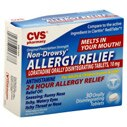 Allergy Relief, 10 mg, Non-Drowsy, Orally Disintegrating Tablets