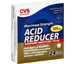 CVS Acid Reducer Tablets Maximum Strength