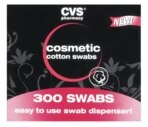 CVS Cosmetic Cotton Swabs