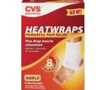 CVS Ankle Heatwraps