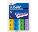 CVS 4-A-Day Weekly Pill Planner