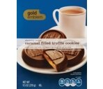 CVS Milk Chocolate Topped & Caramel Filled Truffle Cookies
