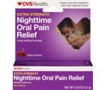 CVS Oral Pain Relief for Teething