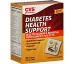 CVS Diabetes Health Support Packets