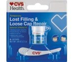 CVS Temporary Lost Filling & Loose Cap Repair, Dentist Strength