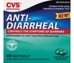 CVS Anti-Diarrheal Softgels