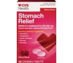 CVS Stomach Relief Cherry Tablets
